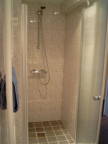 Pension scheepers - Kamer met douche in de kamer ...